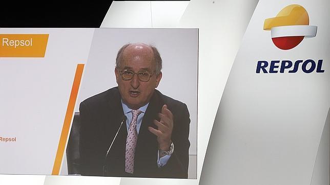 Repsol admite que su accionista Pemex «es una china en el zapato» de la compañía
