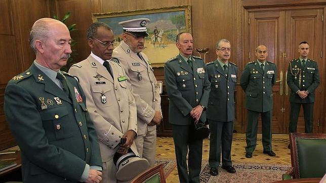 La Guardia Civil patrullará también en tierra en Mauritania con la Gendarmería para combatir la inmigración ilegal