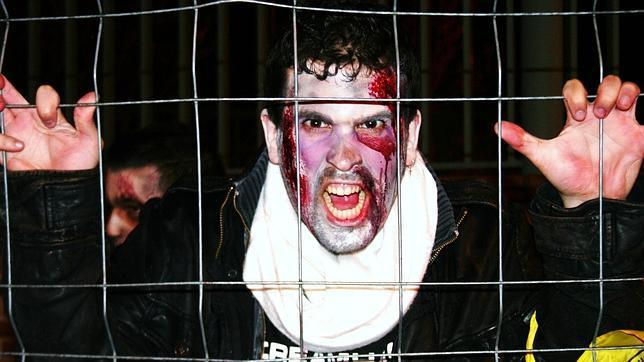 """Imágenes de la """"Survival Zombie"""" en Cabanillas del Campo"""