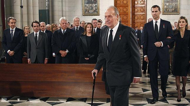 Vamos a hablar del funeral de Adolfo Suárez