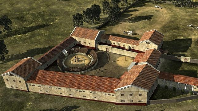 Así vivían los gladiadores, unos prisioneros solitarios compensados con comodidades