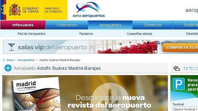 El Gobierno aprueba que el aeropuerto de Madrid-Barajas se llame Adolfo Suárez