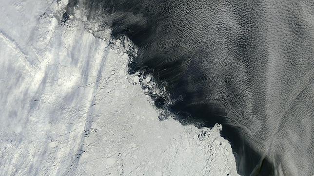 La temporada de deshielo marino en el Ártico aumenta en cinco días cada década