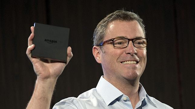 Amazon lanza Fire TV, para ver televisión en «streaming»