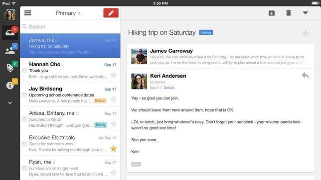 Gmail: diez años de una broma de «April Fools» que cambio el servicio de e-mail