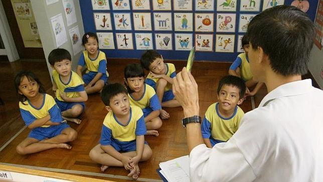 Singapur encabeza el informe PISA en resolución de problemas
