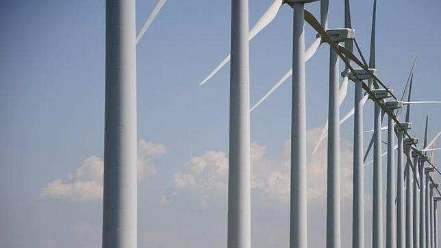 España es la tercera potencia europea en exportación de tecnología eólica