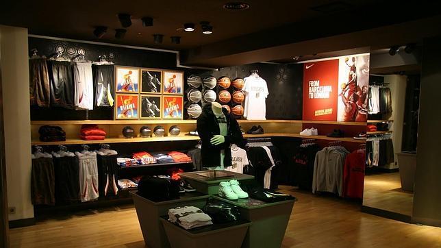 2759773dc543d Nike abre tienda en la Milla de Oro