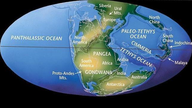 Una parte de Africa en Norteamerica