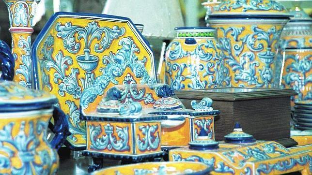 Piden declarar patrimonio inmaterial a la cer mica de for Ceramica talavera madrid