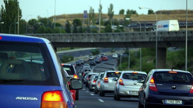 Bilbao es la ciudad con mayor congestión de tráfico
