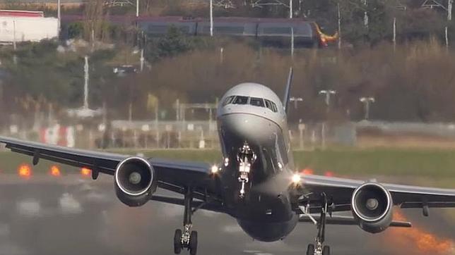 Algunos de los aterrizajes más escalofriantes de este invierno
