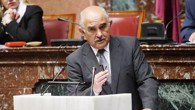Alberto Garre elegido quinto presidente de la Región de Murcia