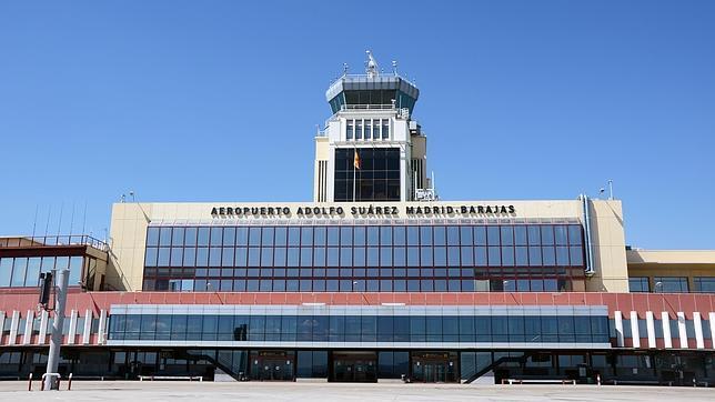 Resultado de imagen para aeropuerto de madrid