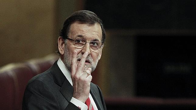 Rajoy afirma que «ama a Cataluña» y ofrece diálogo, pero dentro de la ley