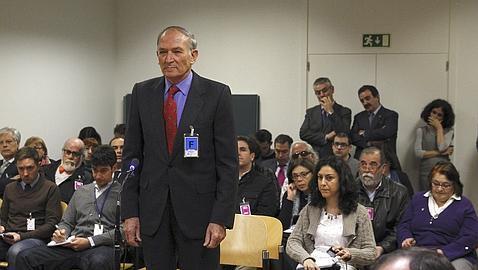 El exguardia civil Jesús Muñecas Aguilar