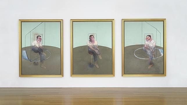 «Tres estudios para un retrato de John Edwards», de Bacon