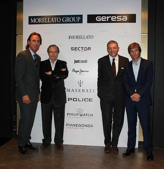 Morellato Group y Geresa se alían en el mercado español de relojería y joyas