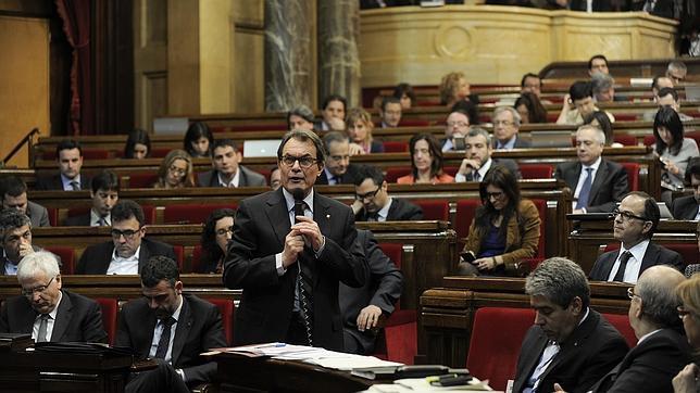 El Parlament reactivará la ponencia de la Ley de consultas después de Semana Santa