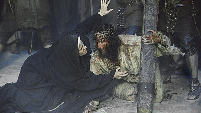 «La Pasión de Cristo», la película «más fiel» al Evangelio, por solo un euro con ABC
