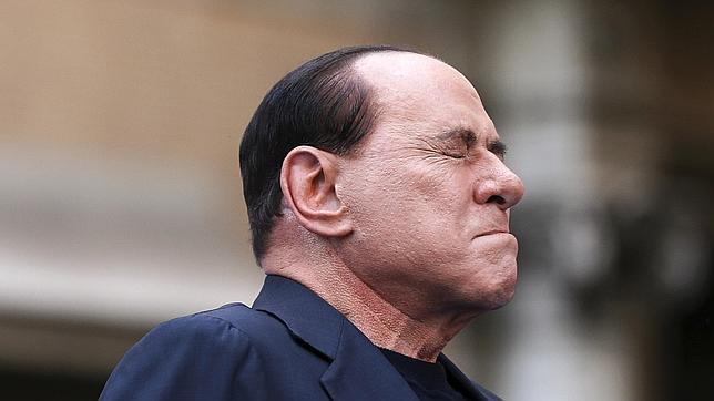 Berlusconi pide cumplir su pena trabajando con discapacitados