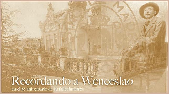 Imagen del Casino de Madrid para el homenaje a Wenceslao Fernández Flórez
