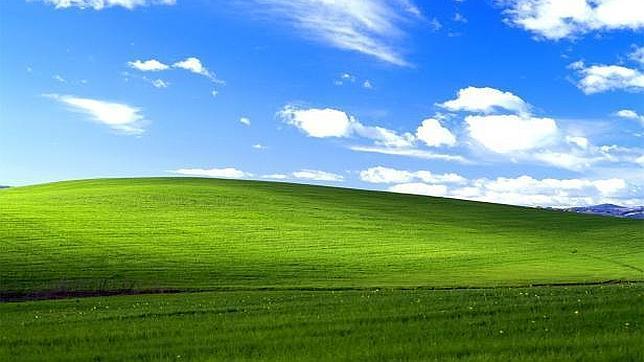 El Fondo De Pantalla De Windows Xp La Historia Real De La Foto Mas