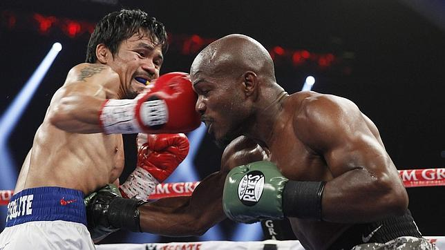 Video - Manny Pacquiao vs Timothy Bradley 2