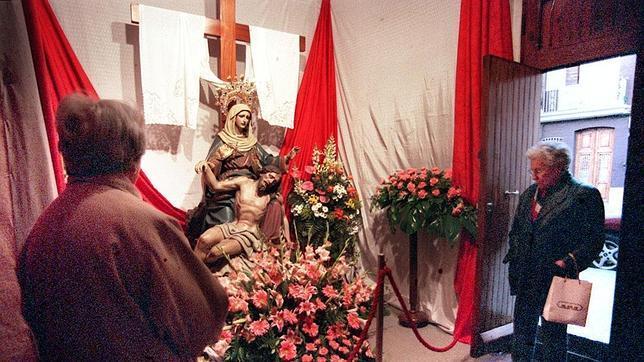Semana Santa 2014: Las Angustias, medio siglo de devoción en El Cabanyal