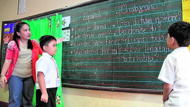 Cruzada para dignificar y extender el chabacano, el español de Filipinas