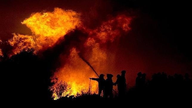 Se descarta que el incendio en Valparaíso fuera provocado, según las primeras investigaciones