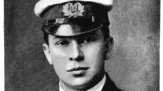 Jefe de radiotelegrafía del «Titanic»
