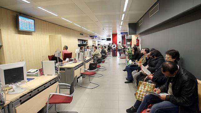 Las cinco regiones de la uni n europea con m s desempleo son espa olas - Oficina empleo barcelona ...
