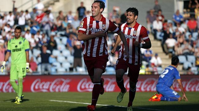 El Atlético, el «Robin Hood» del fútbol español