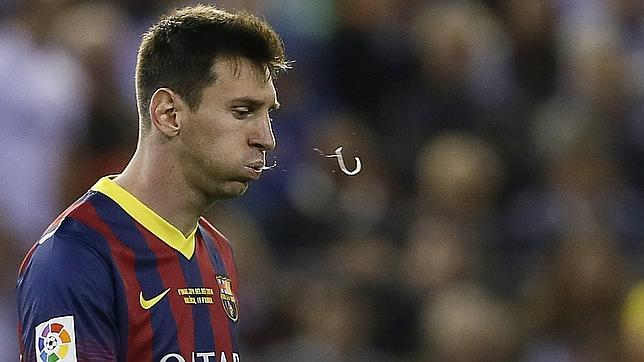 El pasotismo de Messi