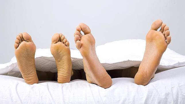La felicidad de la pareja, según la postura en la cama