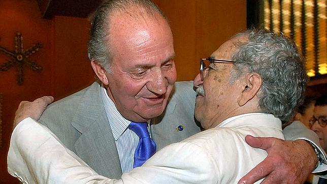 «En Cartagena, los Reyes se volcaron con Gabo, ya enfermo»