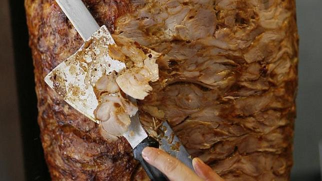 La carne de los kebab no es de cordero