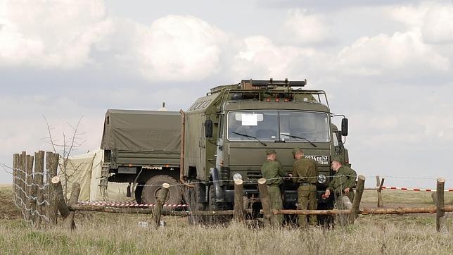 Putin tiene 40.000 soldados listos para invadir Ucrania