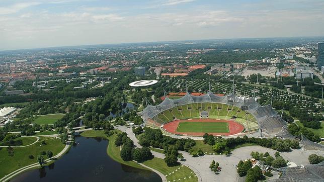 Olimpia Park, en Múnich