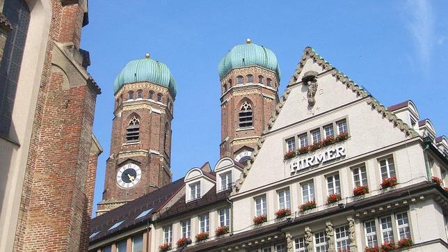 Las torres de la catedral de Nuestra Señora