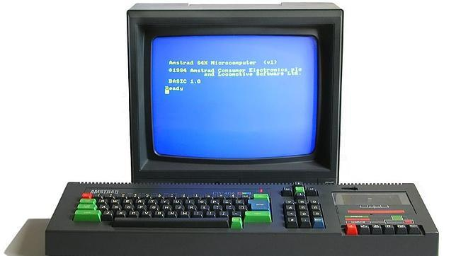 Amstrad, Commodore, Spectrum: aquellos ordenadores que nos cautivaron