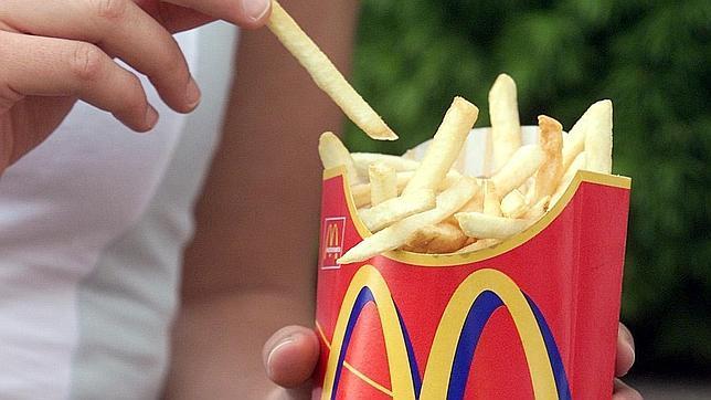 Estos son los ingredientes que desconocías de las patatas fritas de McDonald's