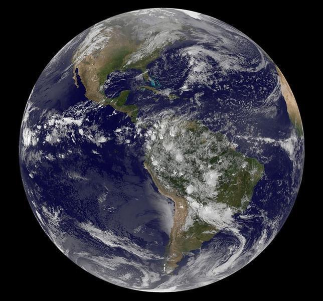 Así se ve nuestro planeta en el Día de la Tierra 13989104603_c57e9de5cf_o--644x600