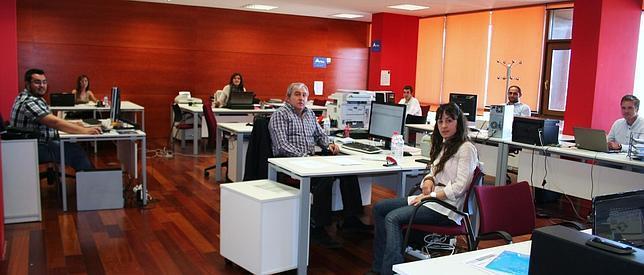 La fiebre de la oficina compartida for Oficinas compartidas
