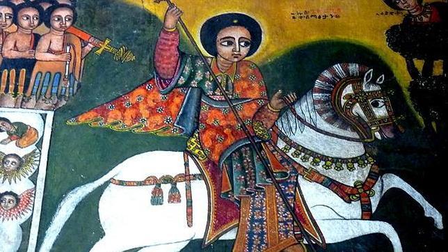 ¿San Jorge o Sant Jordi? Patrón de la Corona de Aragón