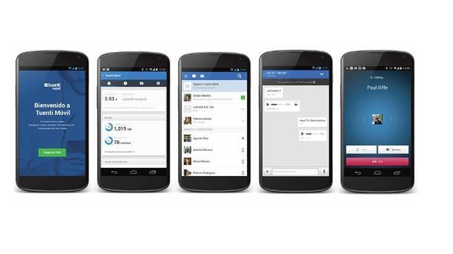Tuenti incorpora llamadas gratuitas para iOS