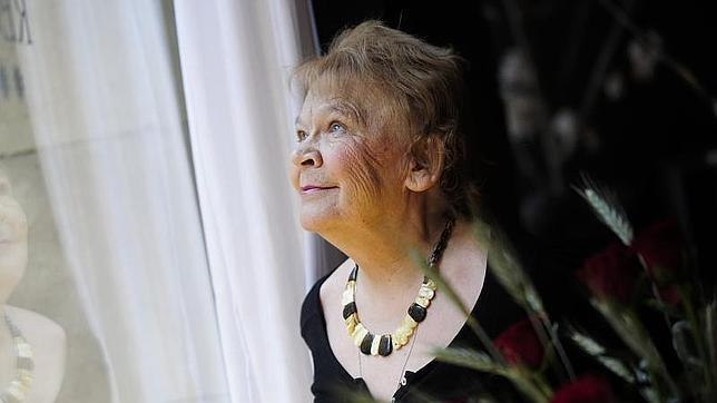 Marietta Chudakova, presidenta de la Fundación Bulgákov, en Barcelona