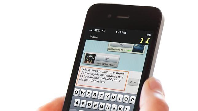 Hermes, el nuevo «WhatsApp español» con mayor cifrado que el DNI electrónico