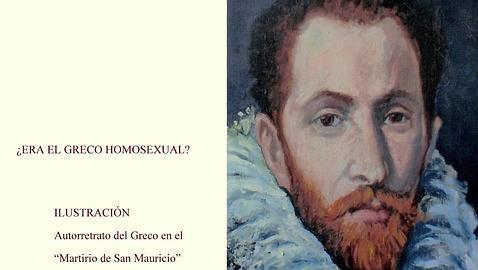 ¿Era el Greco homosexual?